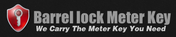 Meter Keys | How To Open A Barrel Lock | Electrical Box Ring Key
